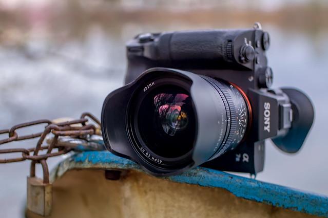 SONY ⍺7III with Viltrox FE 20mm ƒ/1.8 ASPH seen by SONY ⍺6000 with Sigma 50mm ƒ/1.4 DG HSM | Art on Viltrox EF-E II Speed Booster