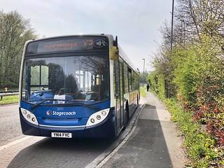 Stagecoach South Wales 28711 | by Nathan Thorn