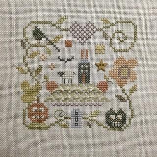 October Pin Cushion by Shepherd's Bush | by Shacks66