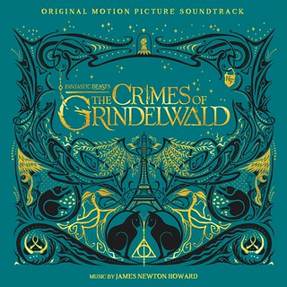 Fantastic Beasts: The Crimes of Grindelwald by James Newton Howard | by hahah123 covers