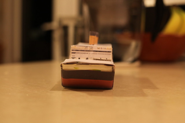 Titanic Model 07