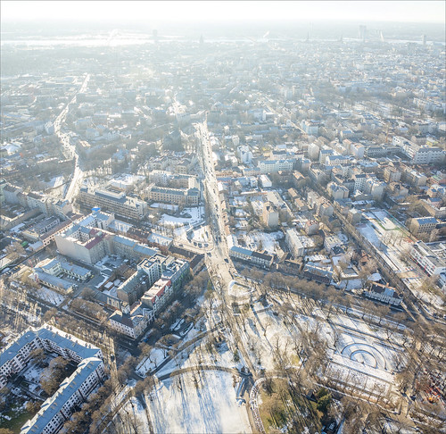 That part of my Riga   by Uldis Plinte