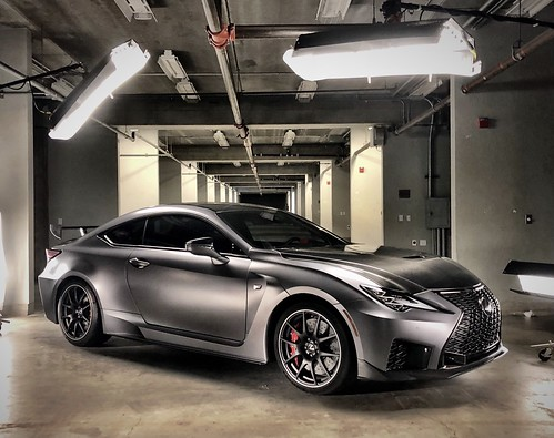 2020 Lexus RC F Track Edition Photo