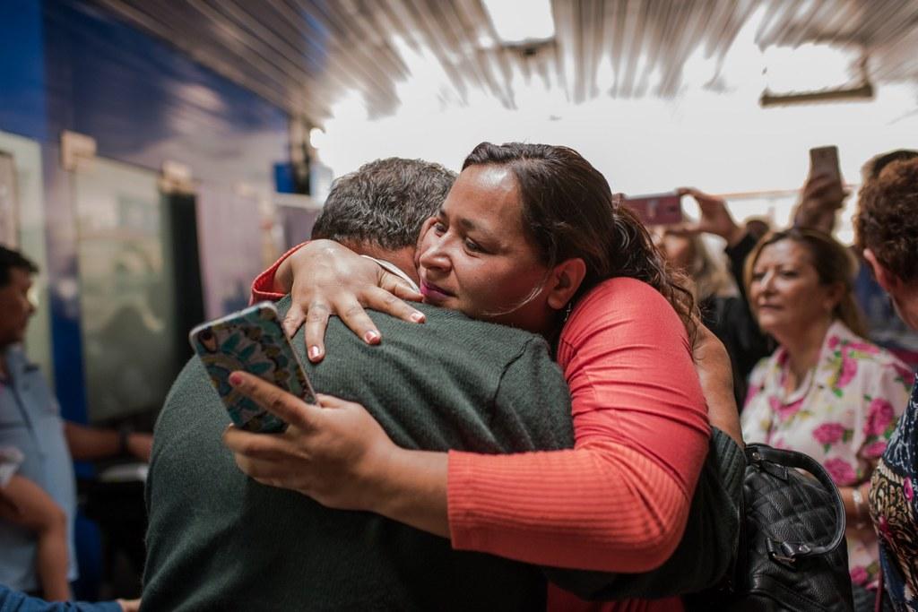 2019-03-19 PRENSA: Recepción IV viaje de Veteranos de Guerra y familiares de caídos en Malvinas