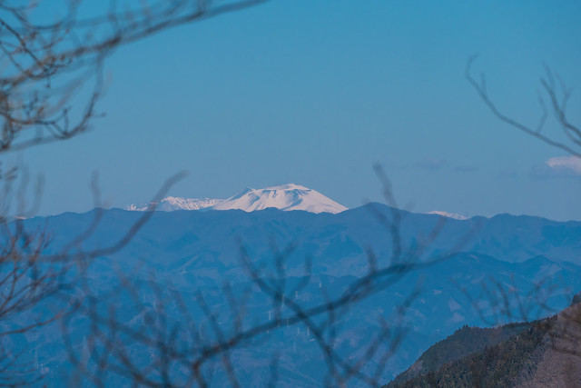 遥か浅間山