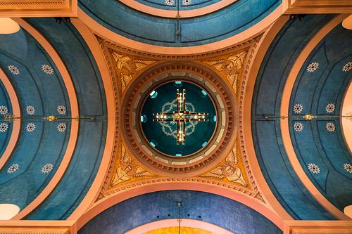 Memorial Presbyterian Church Dome   by Ed Rosack