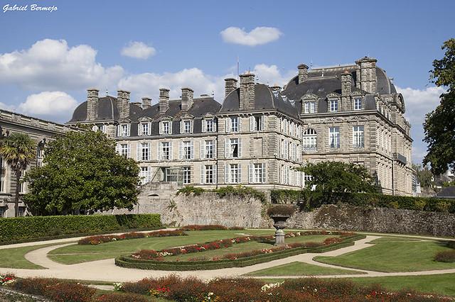 Château de l'Hermine - Vannes