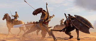 Assassin's Creed Origins | by Bresciani Emanuele Virtual Photographer