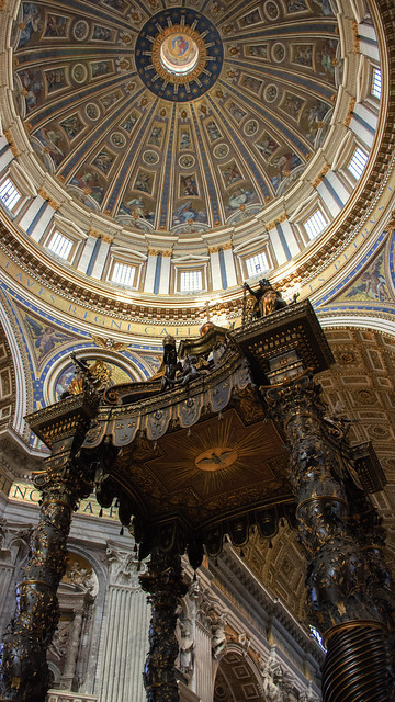 St Peter's Cathedral - Vatican City