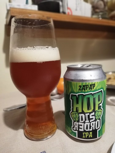 Guineu Zapap Hop Disorder | by pep_tf