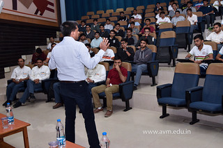 Info Session with Shiv Nadar University (6) | by Atmiya Vidya Mandir