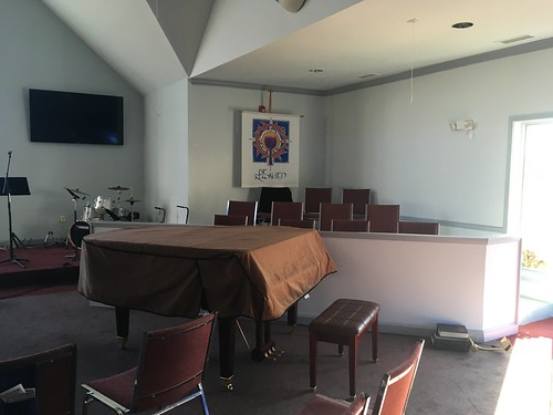 Hopewell Methodist Interior | by RandomConnections