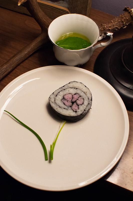 sake & sushi