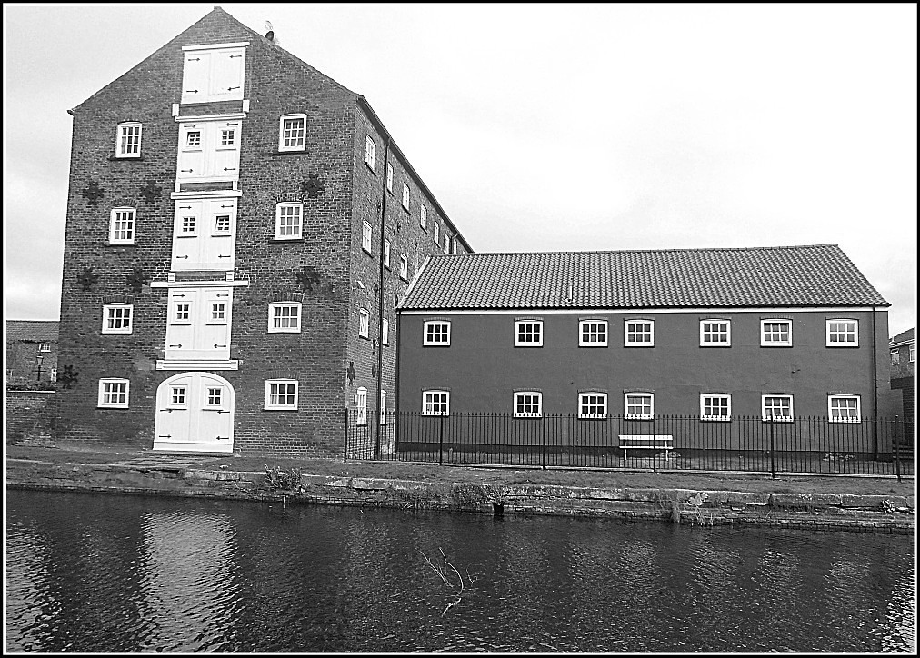 Old Victorian Mill ..
