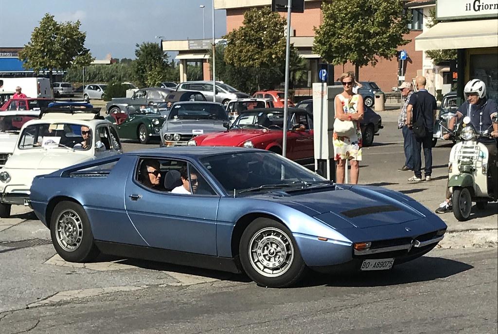 Maserati Merak 2000 GT | Place: San Miniato | Rutger van ...