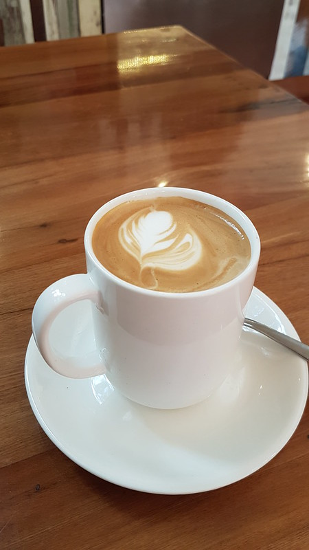 Mint (Left Bank) café Brooke's awesome coffee
