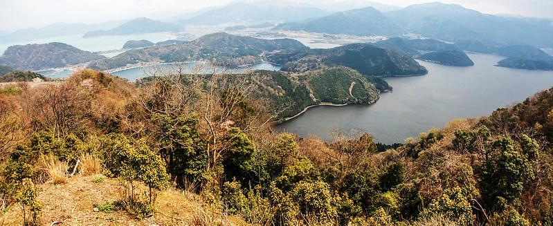 梅丈岳俯瞰五湖 3