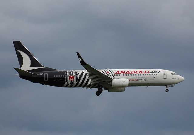 Anadolu Jet, TC-JGF, MSN 29790, Boeing 737-8F2, 19.08.2017,  HAM-EDDH, Hamburg (Besiktas JK livery)