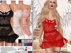Female Dress - [Amanda]3-PIC