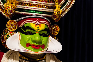 Kathakali is all about expressions | by Trekpedition.Com