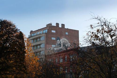 Avenue Henri Jaspar - Bruxelles (Gelgium)