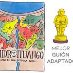 Mejor Guión adaptado: Hidroituango (Basado en una represa real).