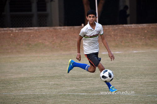 Inter House Football Competition 2018-19 7 (6) | by Atmiya Vidya Mandir