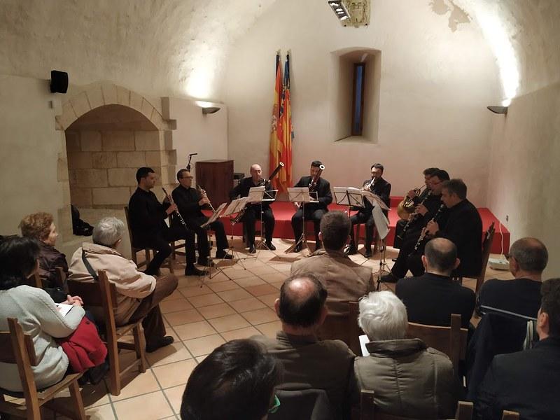 (2019-02-10) Concierto de cámara en el Castillo - José Vicente Romero Ripoll (1)