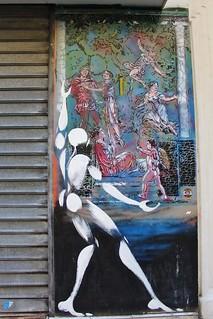 Jérôme Mesnager + Artiste Ouvrier_1220 rue Lucien Sampaix Paris 10