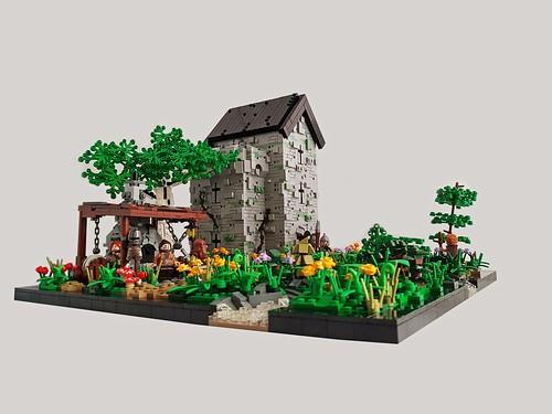 Oxenfurt watchtower