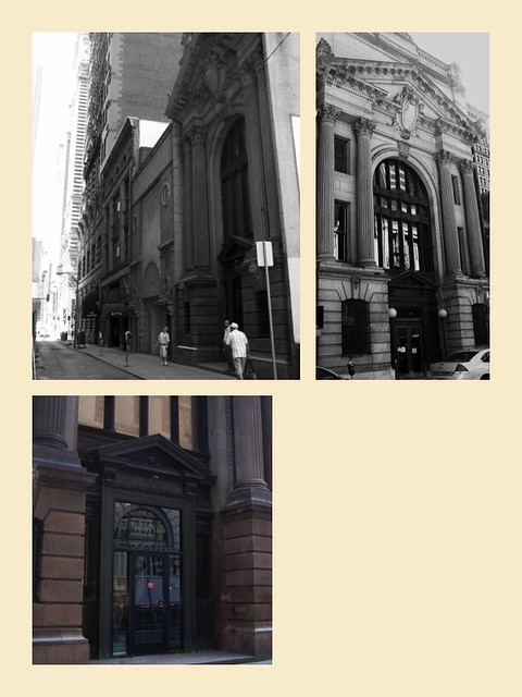 Pittsburgh Pennsylvania  - Old Pittsburgh Stock Exchange Building - Zach's Fourth Ave  - Gay Dance Club