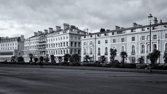 * The Esplanade, Plymouth