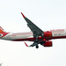 Air India A320Neo VT-EXP landing SIN/WSSS by Jaws300
