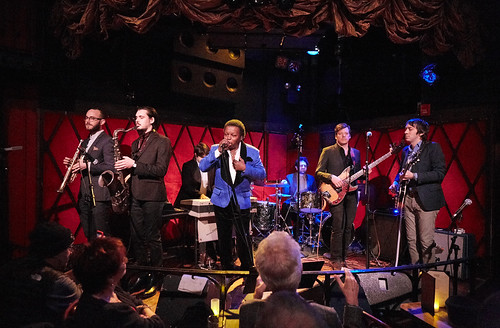 Lee Fields and The Expressions   by wfuv