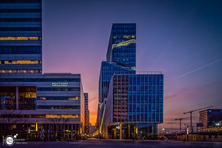 City at dawn | by Robert Stienstra Photography