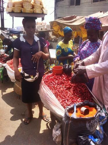 nigeria oyostate ibadan bread ojaoba sundriedpeppers