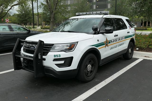 Orange County Sheriff 853