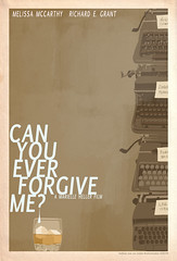 Can You Ever Forgive Me 2018 film poster