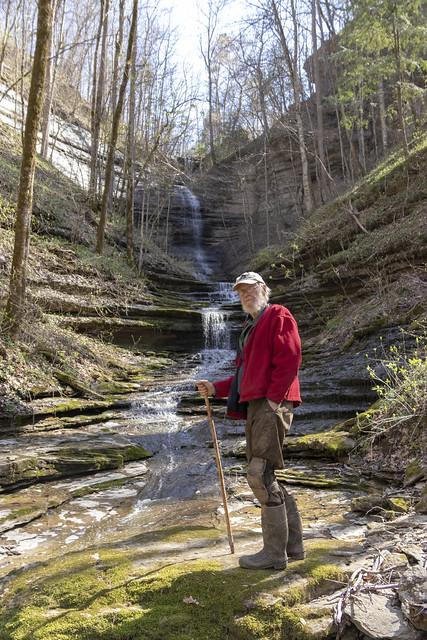 Marion O. Smith, Alien Falls, Hardscrabble hollow, Jackson County, Tennessee