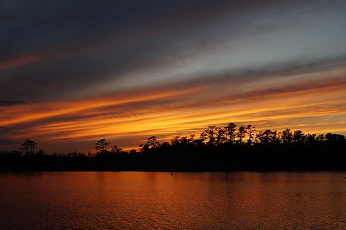 sunset spectacularsunsetsandsunrises cloudsstormssunsetssunrises cloudscape northcarolina northwestcreek fairfieldharbour sony sonya58 sonyphotographing