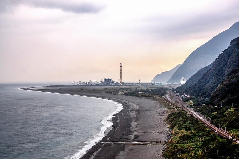 俯瞰和平工業區(From 台9線150K) 1