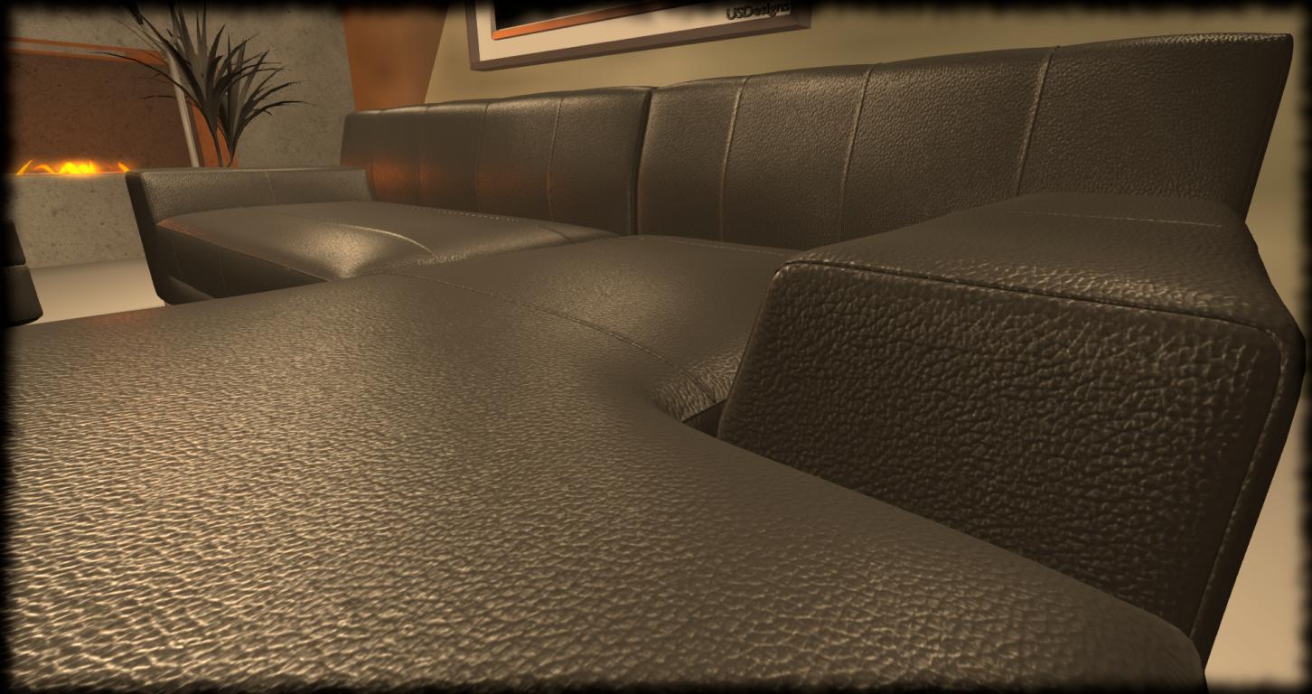 Astoria texture detail