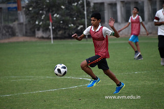 Inter House Football Competition 2018-19 3 (9) | by Atmiya Vidya Mandir