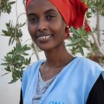 IOM Djibouti - Roda, protection agent