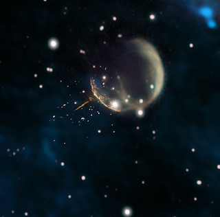 Fermi Cannonball Pulsar | by NASA Goddard Photo and Video