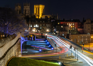 York - view from the Bar Walls