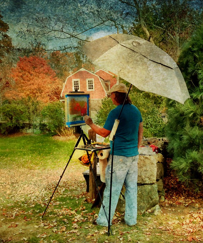 Artist at Work, Connecticut