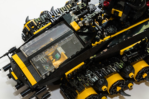 Tracked Laser Mining Vehicle MOC - 20