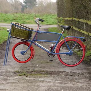 Butchered Bike