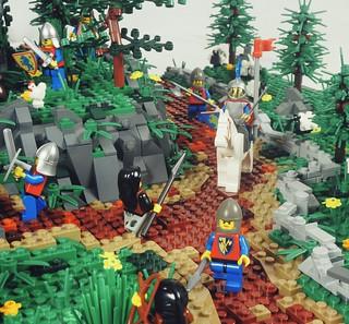 Mill Raid 4 | by Brick Knight